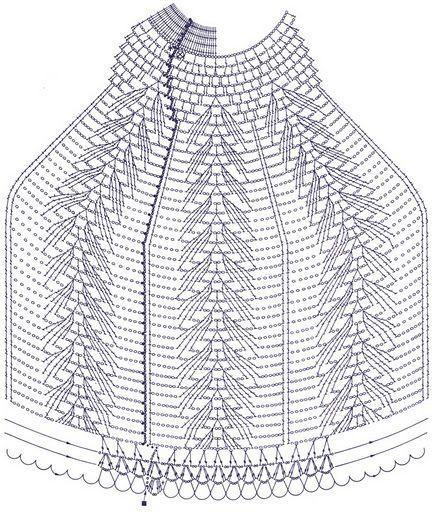 Схема абажура
