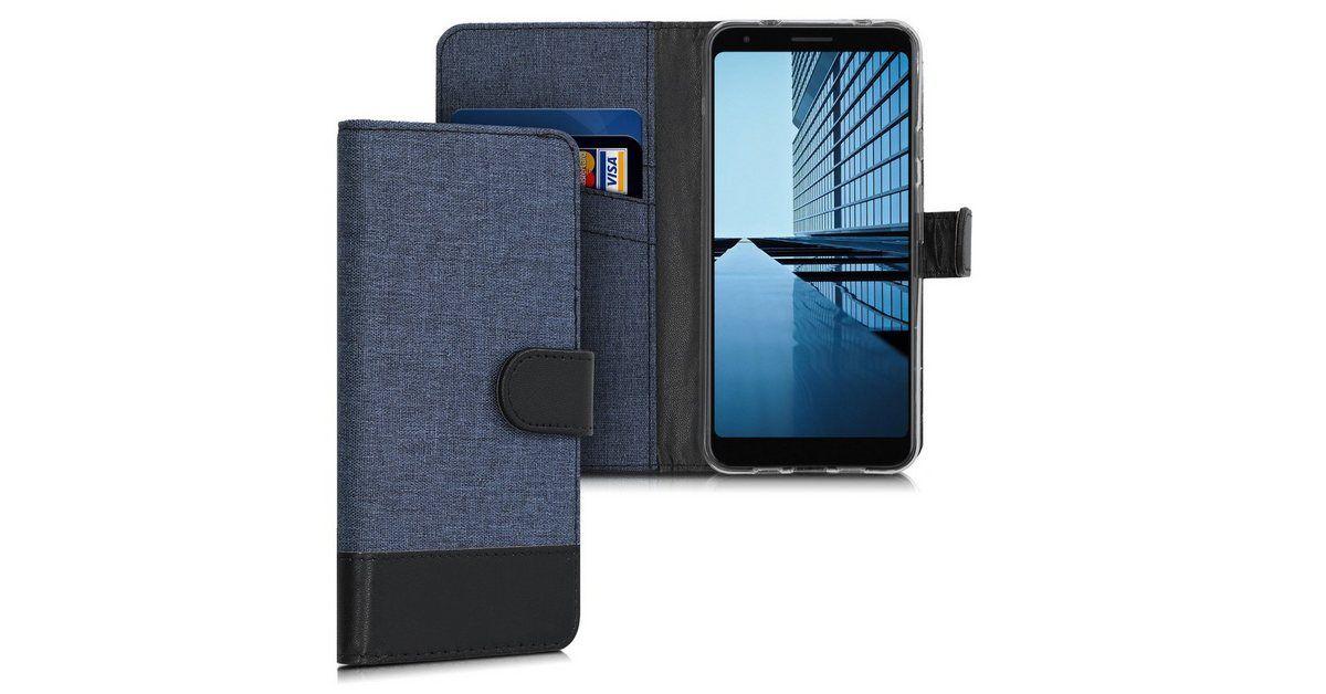 Handyhulle Hulle Fur Google Pixel 3a Xl Kunstleder Handy Wallet
