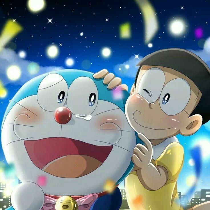 Doraemon And Nobita Cute Wallpapers - allwallpaper