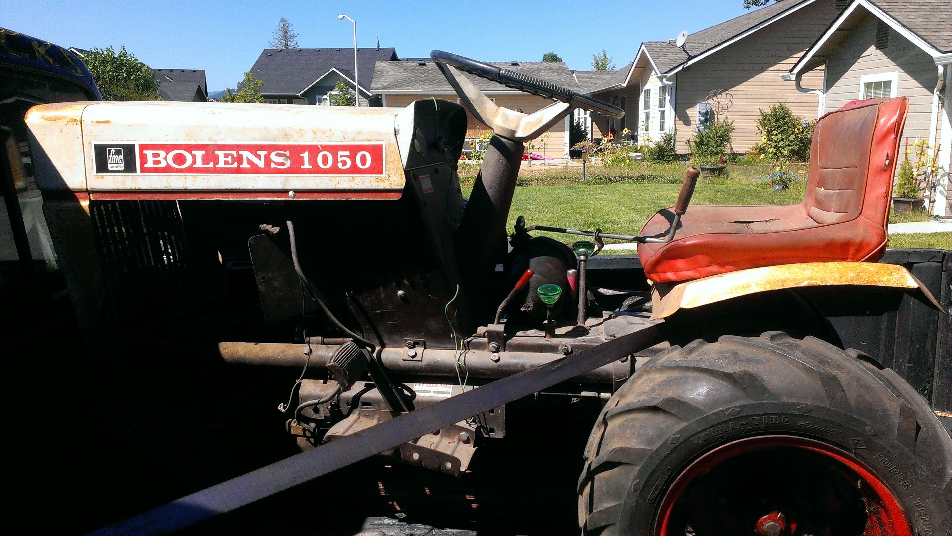 Bolens 1050 Husky  | Bolens Garden tractors | Bolens tractor