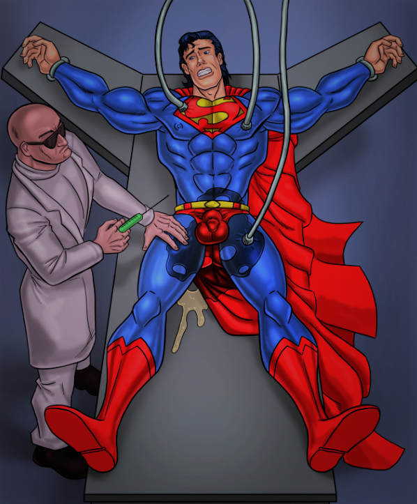 from Francis superman stories gay