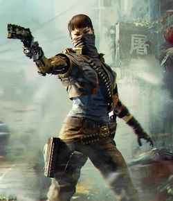 He Seraph Zhen Zhen Video Games Call Of Duty Zombies Call Of