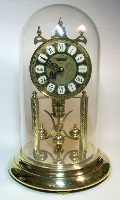 Péndulo Haller Torsion Pendulum Clock Reloj De Anniversary W2DIeHYE9