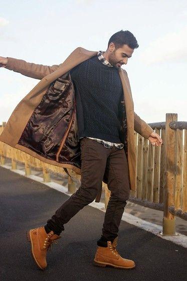 cobre lápiz collar  Pin de Erick Reyes en Botas outfit | Moda hombre invierno, Moda ...