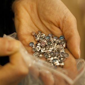 Puces perles création bijoux chics ML #Chamorel