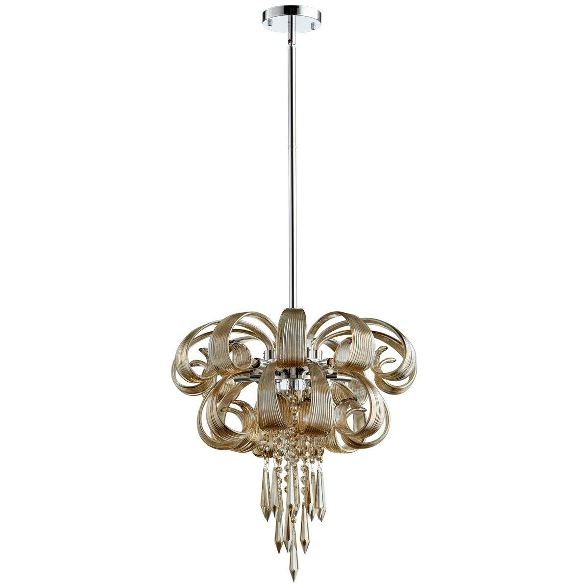 Cyan design cindy lou who chandelier aloadofball Image collections