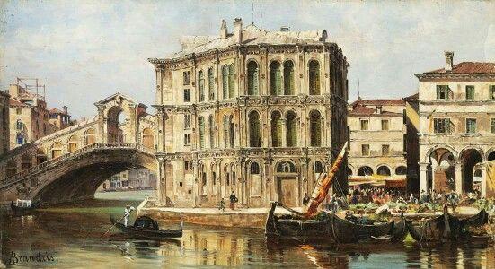 Antonietta Brandeis (Austrian painter) 1849 - 1910