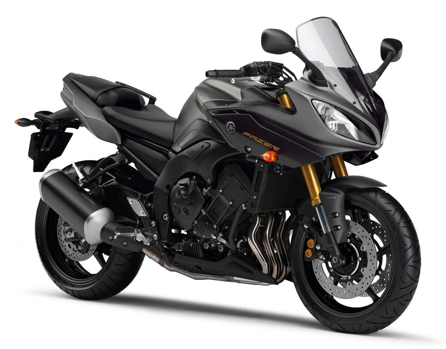 The Yamaha Fazer Is The Best Competitor Of The 180cc Regime Bikes