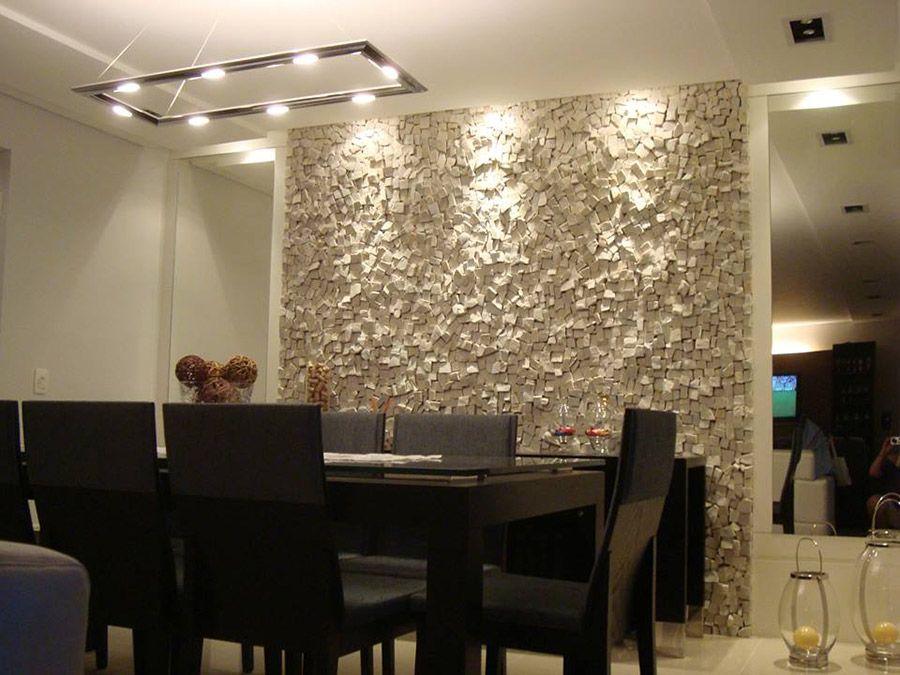 Pedra portuguesa branca revestimentos irregulares for Mosaicos para paredes interiores