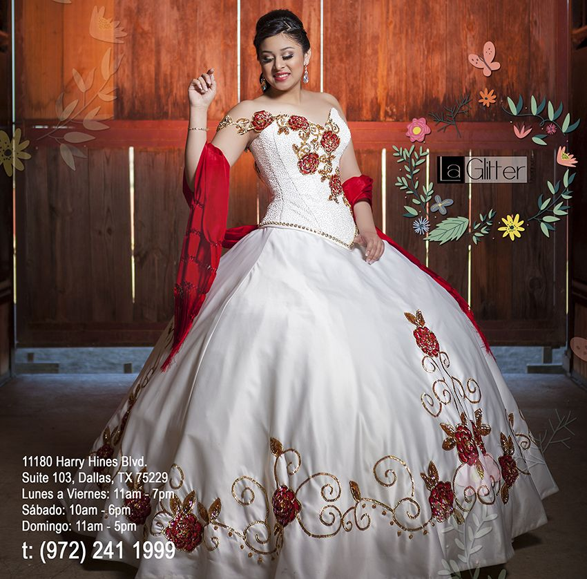 Cool La Glitter quinceanera dresses are the most beautiful and elegant quince dresses in all of Texas Come visit our quinceanera dress boutique today at