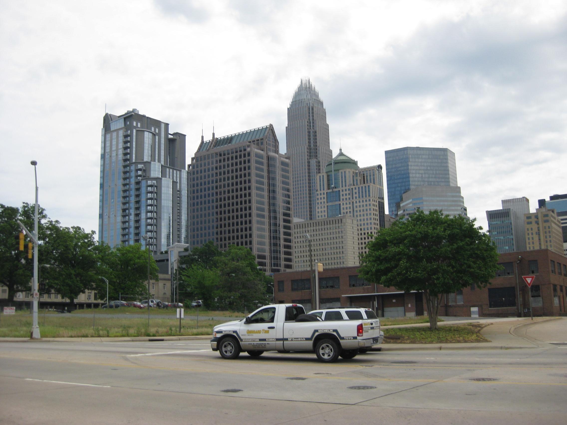 Charlotte North Carolina S Largest City