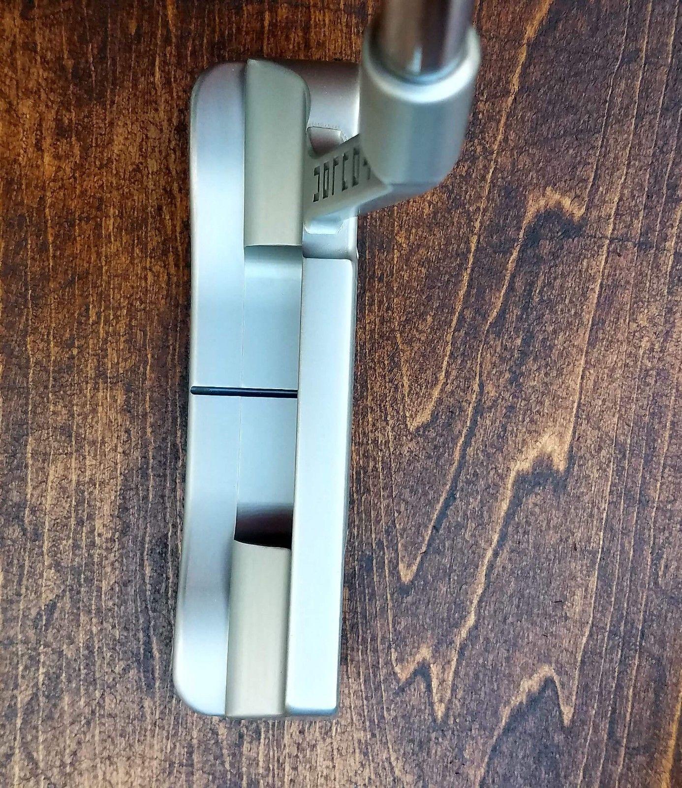 Odyssey Toulon Design Madison Putter 34 W Headcover Lamkin Deep Etched Cord Euc Golf Door Handles Home Decor Decor