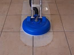 Cleaning Dirty Tiles Using A Stem Cleaner Steam Cleaner Grout - Best way to clean dirty tile grout