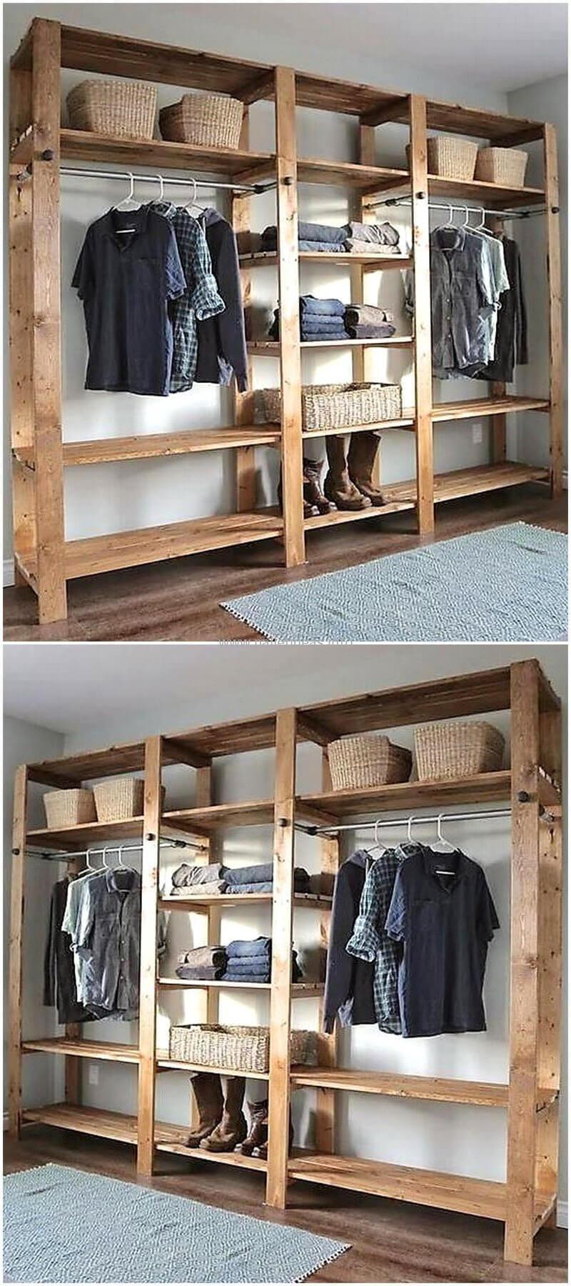 palésMuebles pallets closetMuebles con de wooden palets 0Nmn8wv