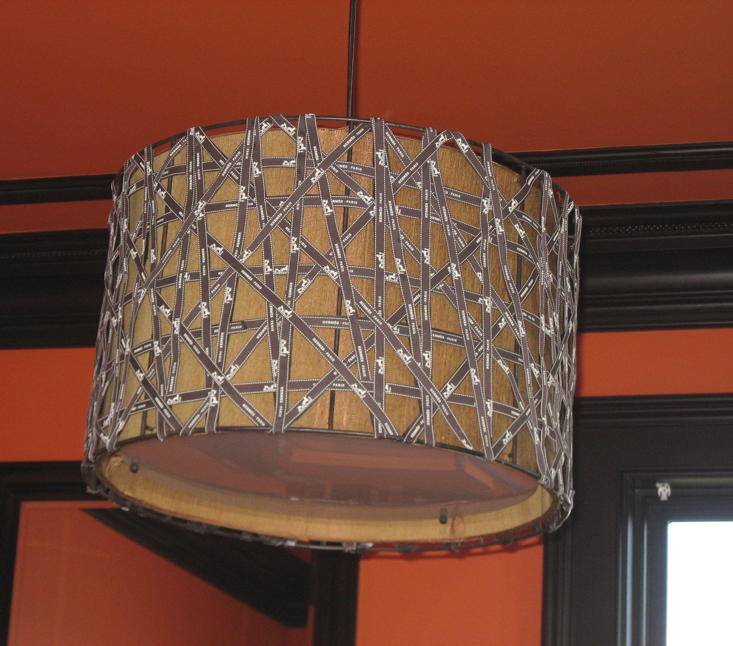 Hermes ribbon chandelier HERMESmerizing Pinterest
