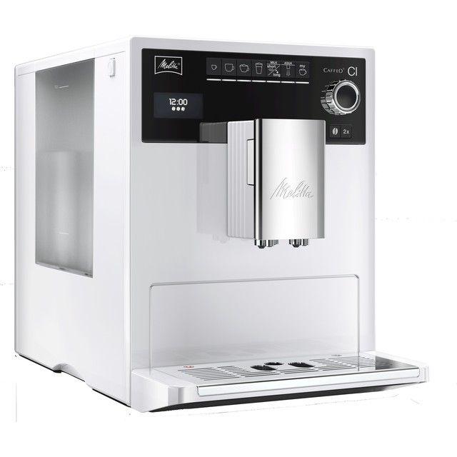 MELITTA Caffeo Ci E970-102 prix promo Mistergooddeal 879,99 € TTC au lieu de 1 049,99 €