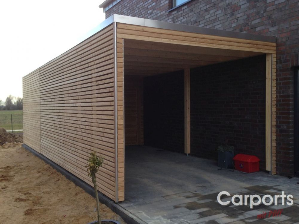 Gallery Carports With A Whistle Carports With A Whistle Carports Galerie Garden Garage Car Mit Pfiff In 2020 Diy Carport Carport Garage Garage Door Design