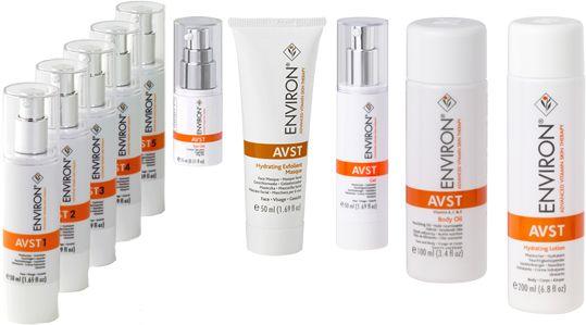 South Africa S Retinol Line Environ Skin Care Range Favorite