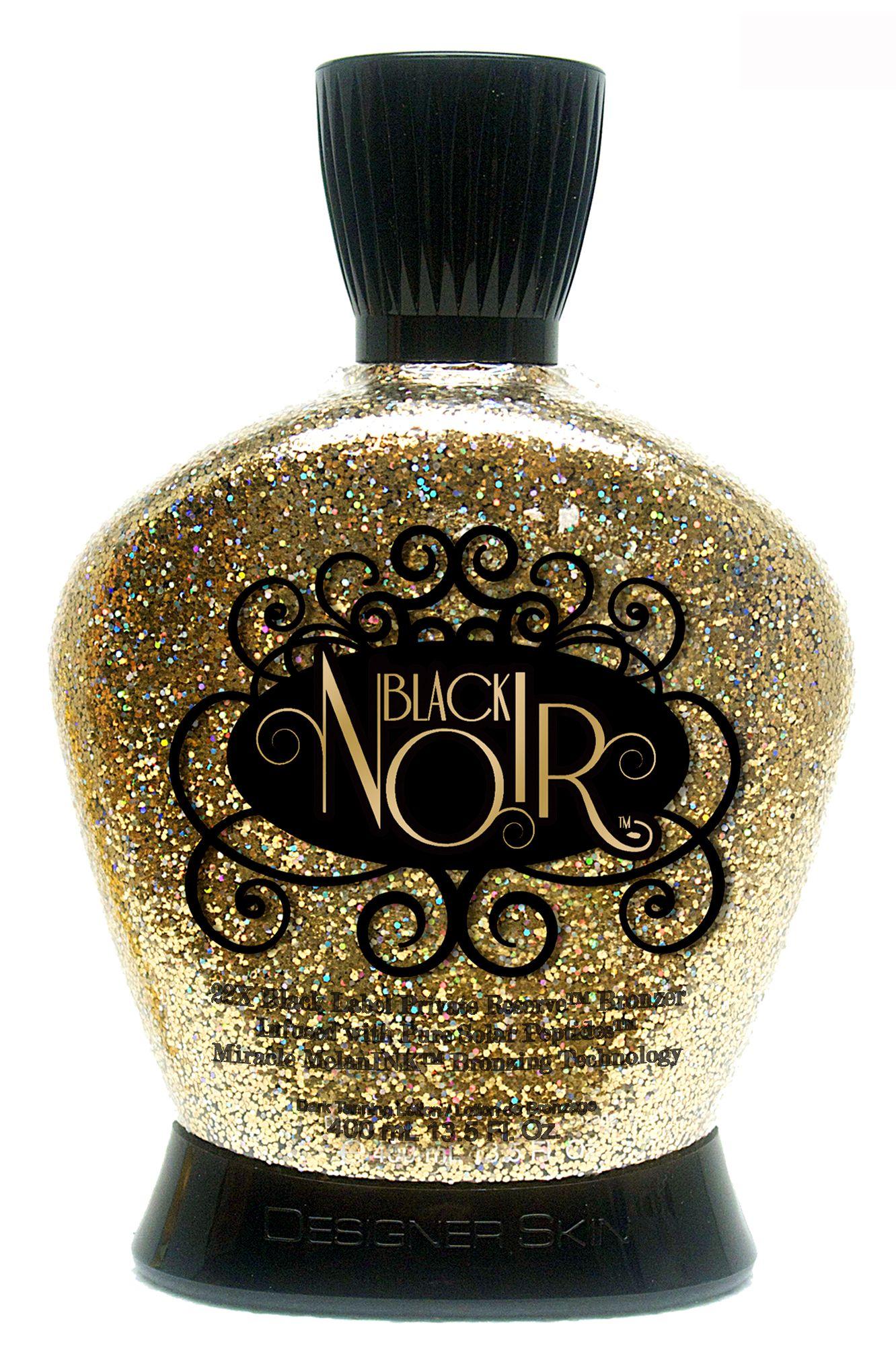 Designer Skin's Black Noir has an unparalleled 22X Bronzer