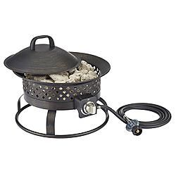 For Living Portable Propane Gas Fire Bowl Pit Canadian Tire 100
