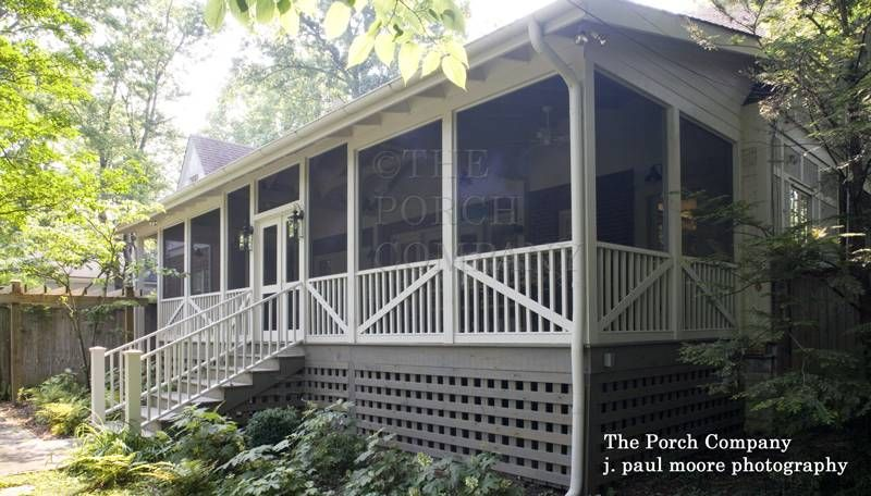 Inspiring Screen Porches Pictures Screened Porch Designs Porch Design Screened Front Porches