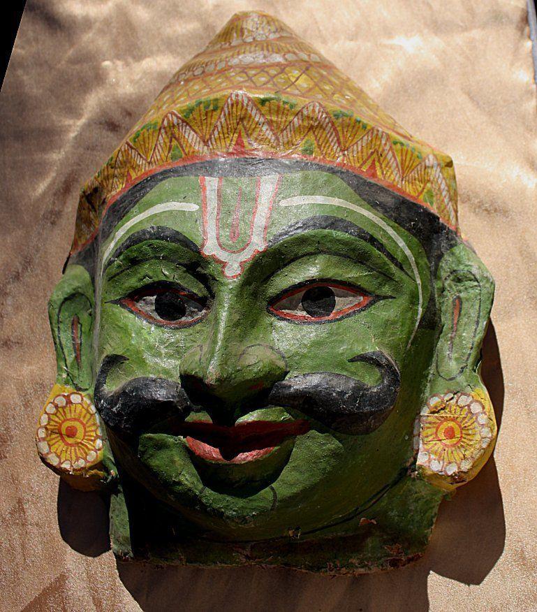 Asian mask history