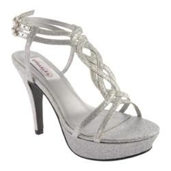 847e89756 Shop for Women s Dyeables Vivi Silver Glitter. Get free shipping at  Overstock.com - Your Online Shoes Outlet Store! Get 5 0in rewards with Club  O!