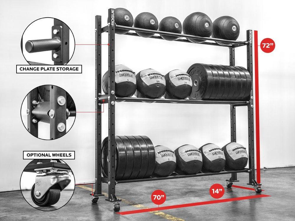 Tier mass storage system quot gym garage