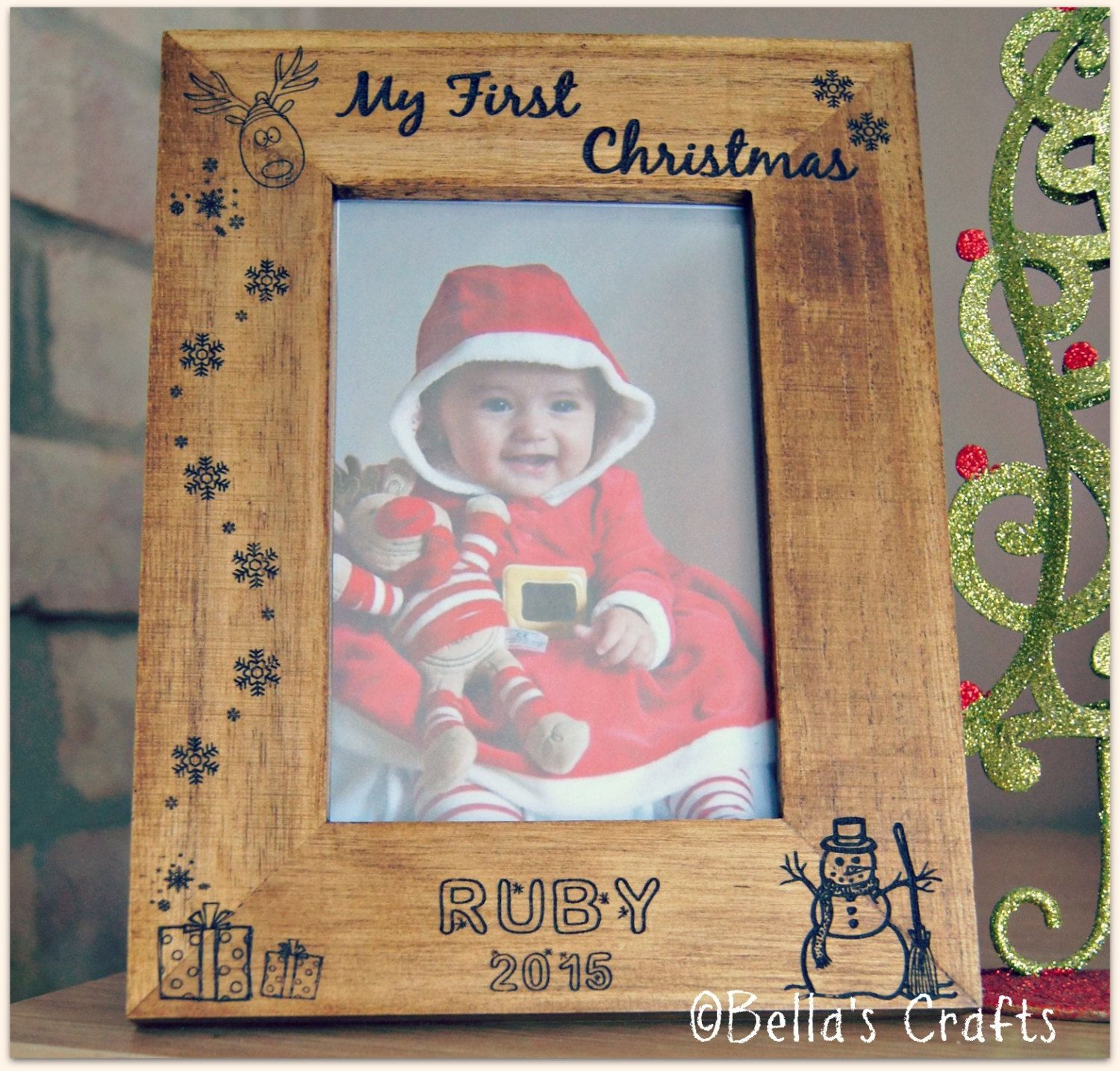 unique baby christmas gifts
