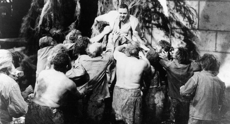 La isla de las almas perdidas (1932)
