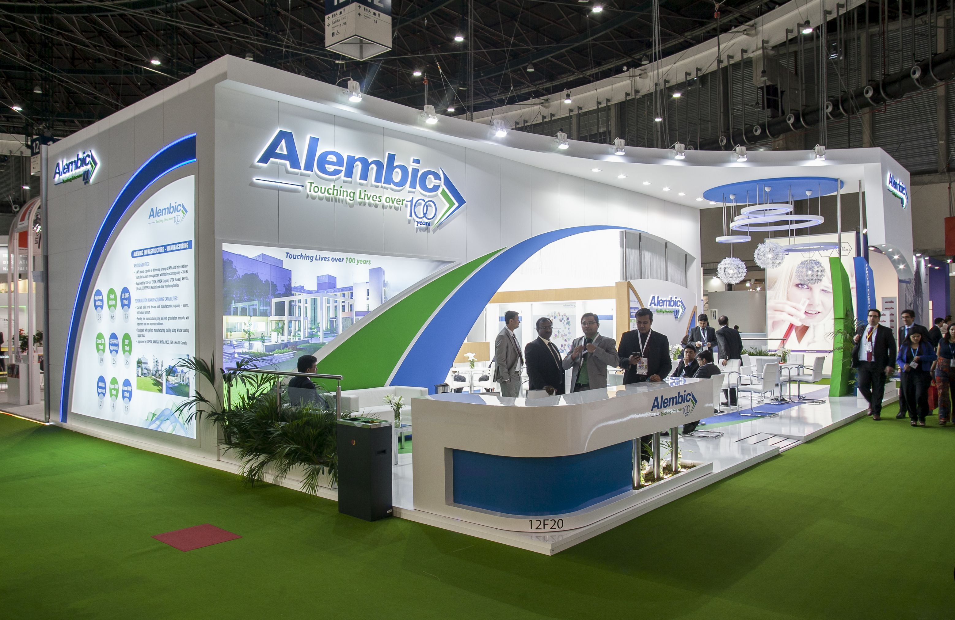 Exhibition Stand Design And Build Dubai : My how exhibition stand experts build an ace brand image