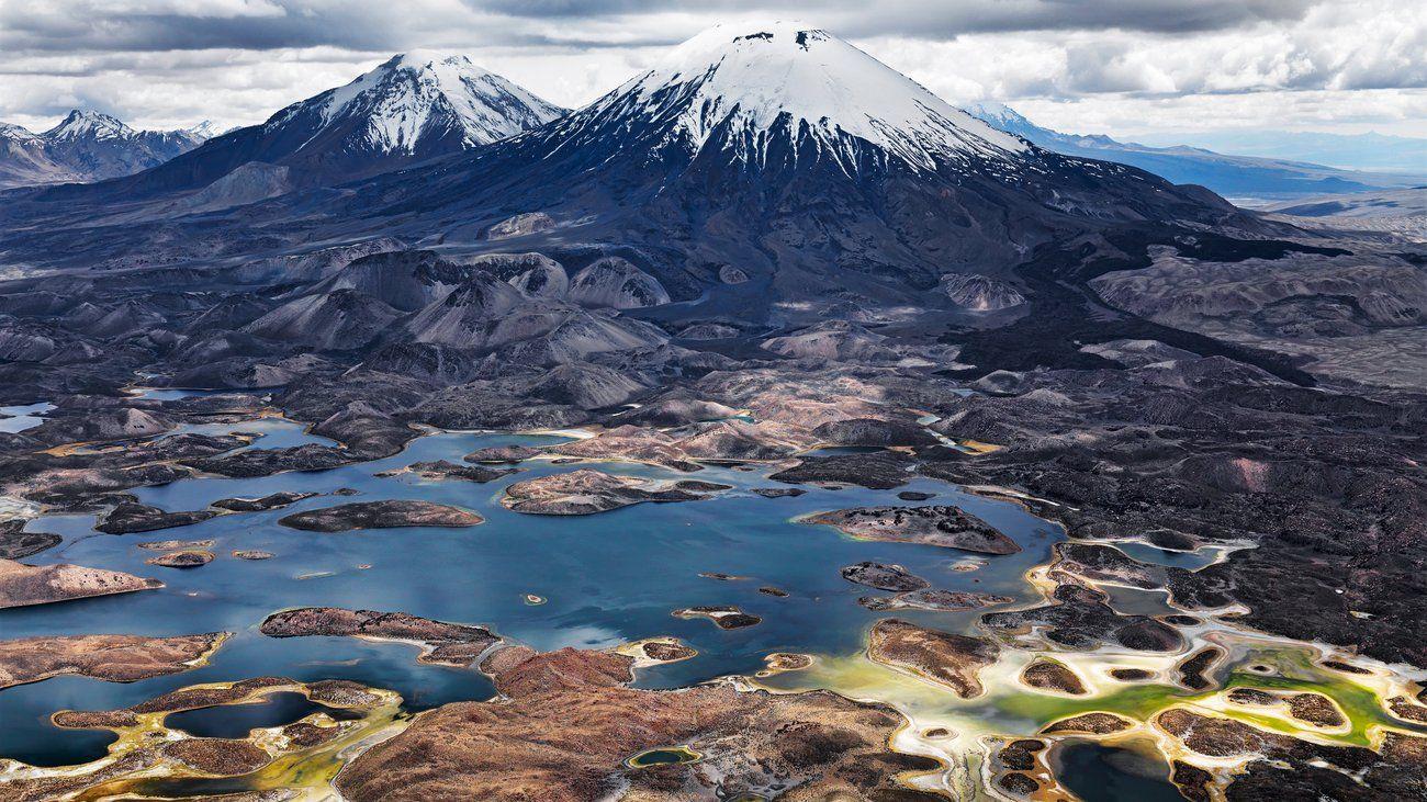 Chile von Fotograf Bernhard Edmaier