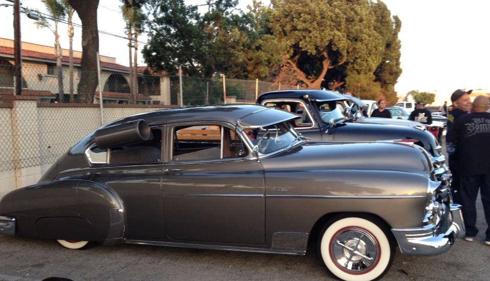 50 Chevy Fleetline Deluxe Chevy Lowriders Low Riding