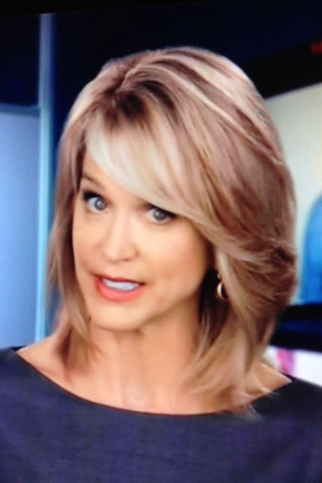Love This Hairstyle! Paula Zahn