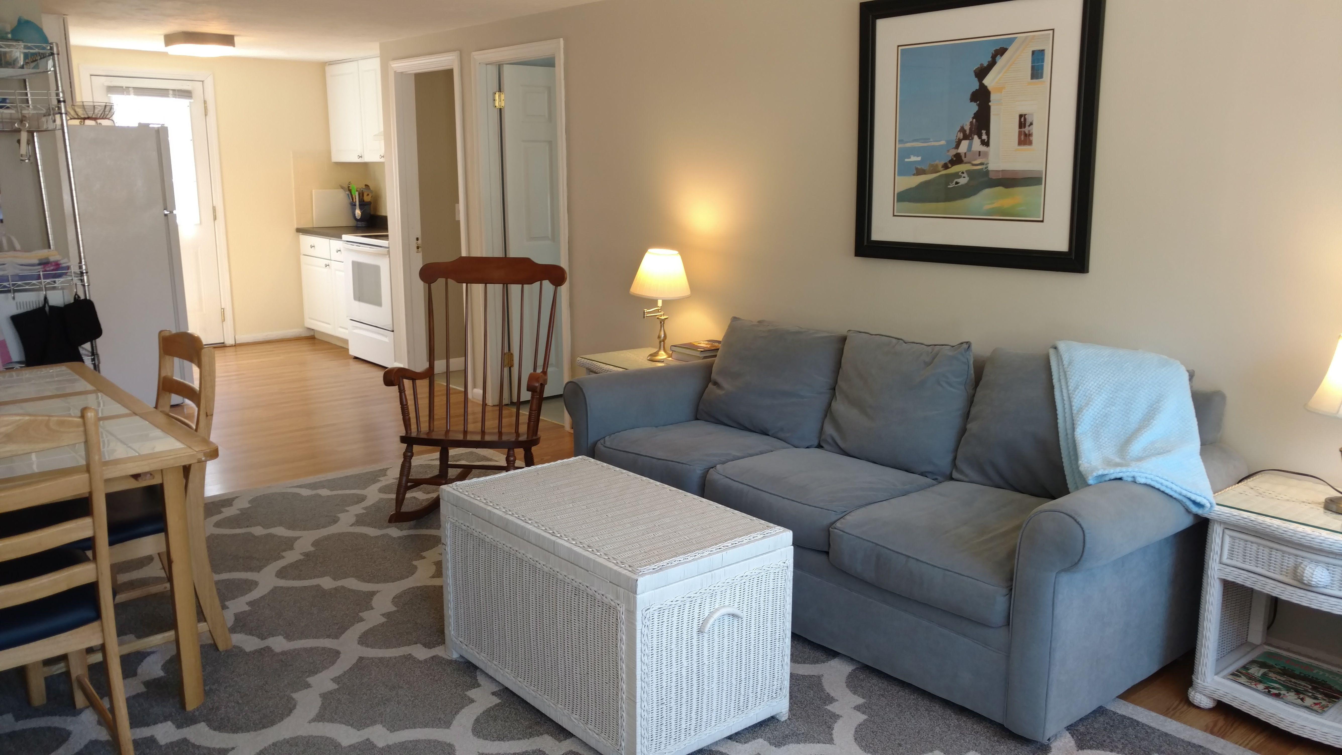 Sweet Cape Cod cottage, sleeps 6, Dennis Port! Home