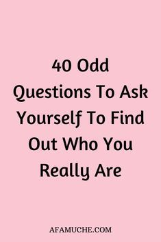 Deep Questions To Ask Yourself To Change Your Life Around