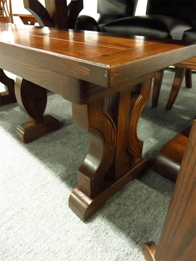 44++ Amish dining table bench Various Types