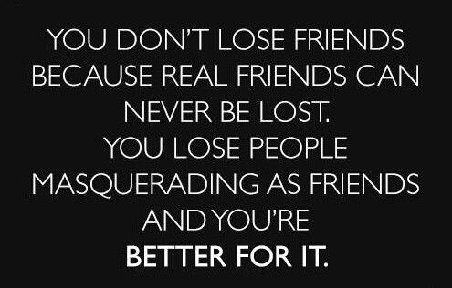 the joy of having flaky friends, or none | Quotes | Quotes