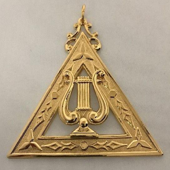 New Freemason Royal Arch Mason Sentinel Officer Collar Jewel
