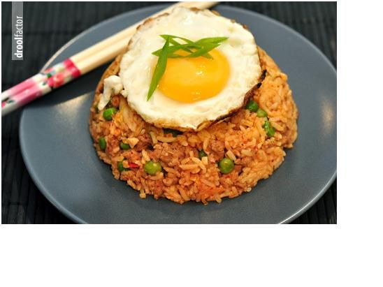 I call this protein heaven 3 cups cooked lentils from 1 14 cup kimchi bokkeumbap literally translates as kimchi fried rice this dish is easy to prepare and rather cost effective which explains why its a common ccuart Choice Image