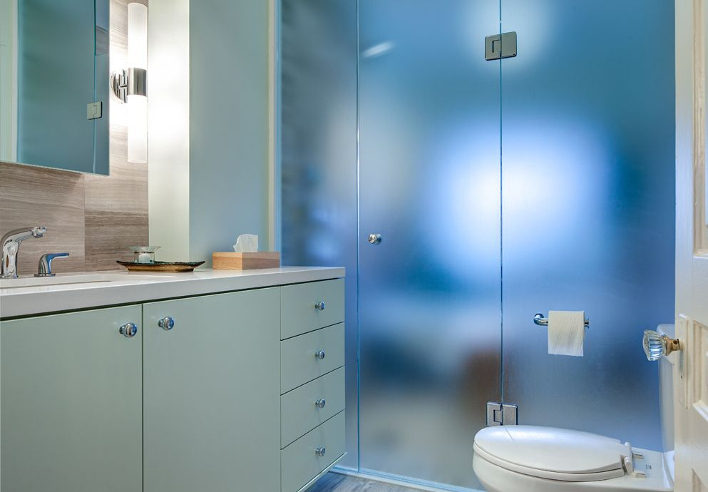 Bathroom Design Toronto Pleasing Renovated Riverdale Bathroombeauparlant Design Toronto Design Inspiration