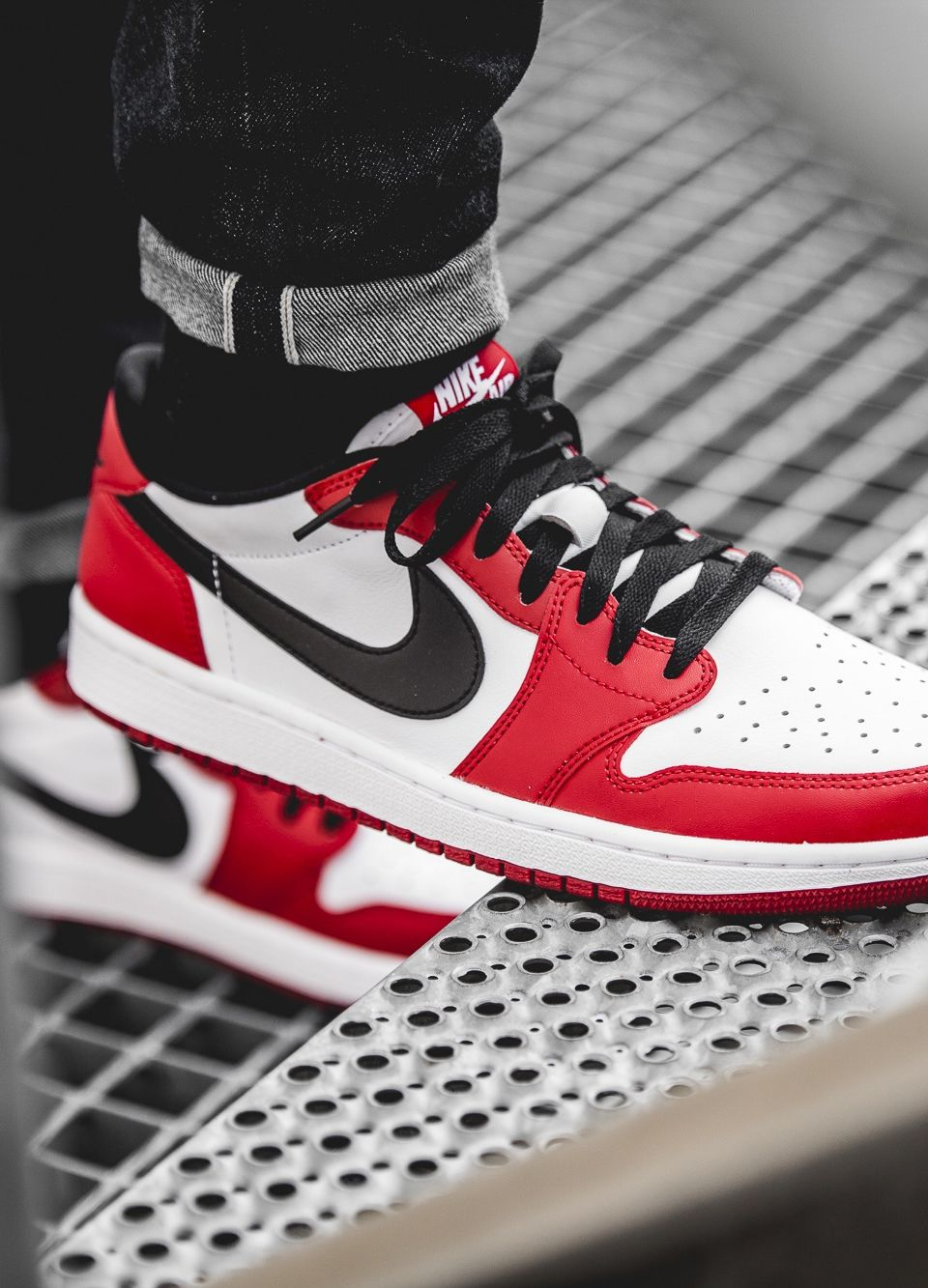 2e4a6d2cc89 Nike Air Jordan 1 Retro Low OG Chicago #sneakernews #Sneakers #StreetStyle  #Kicks