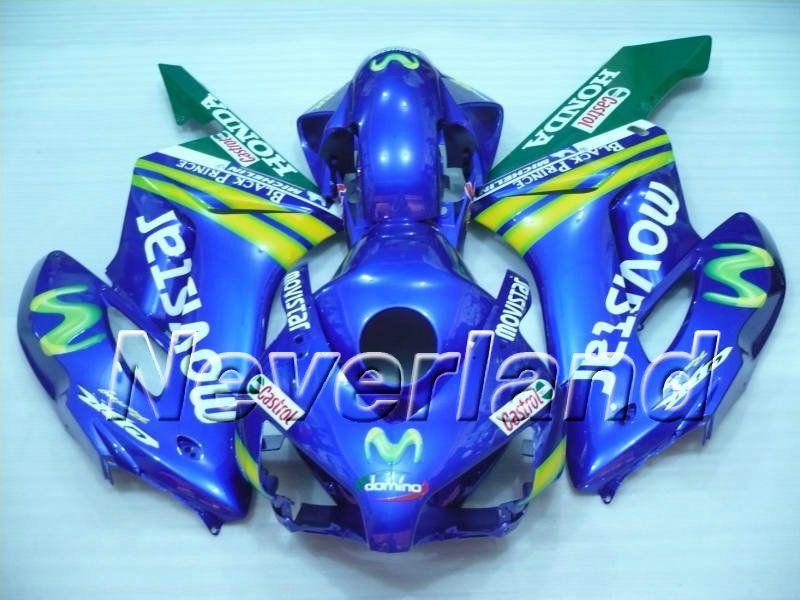 Carenado de ABS de Honda CBR 1000RR 2004-2005 - Castrol