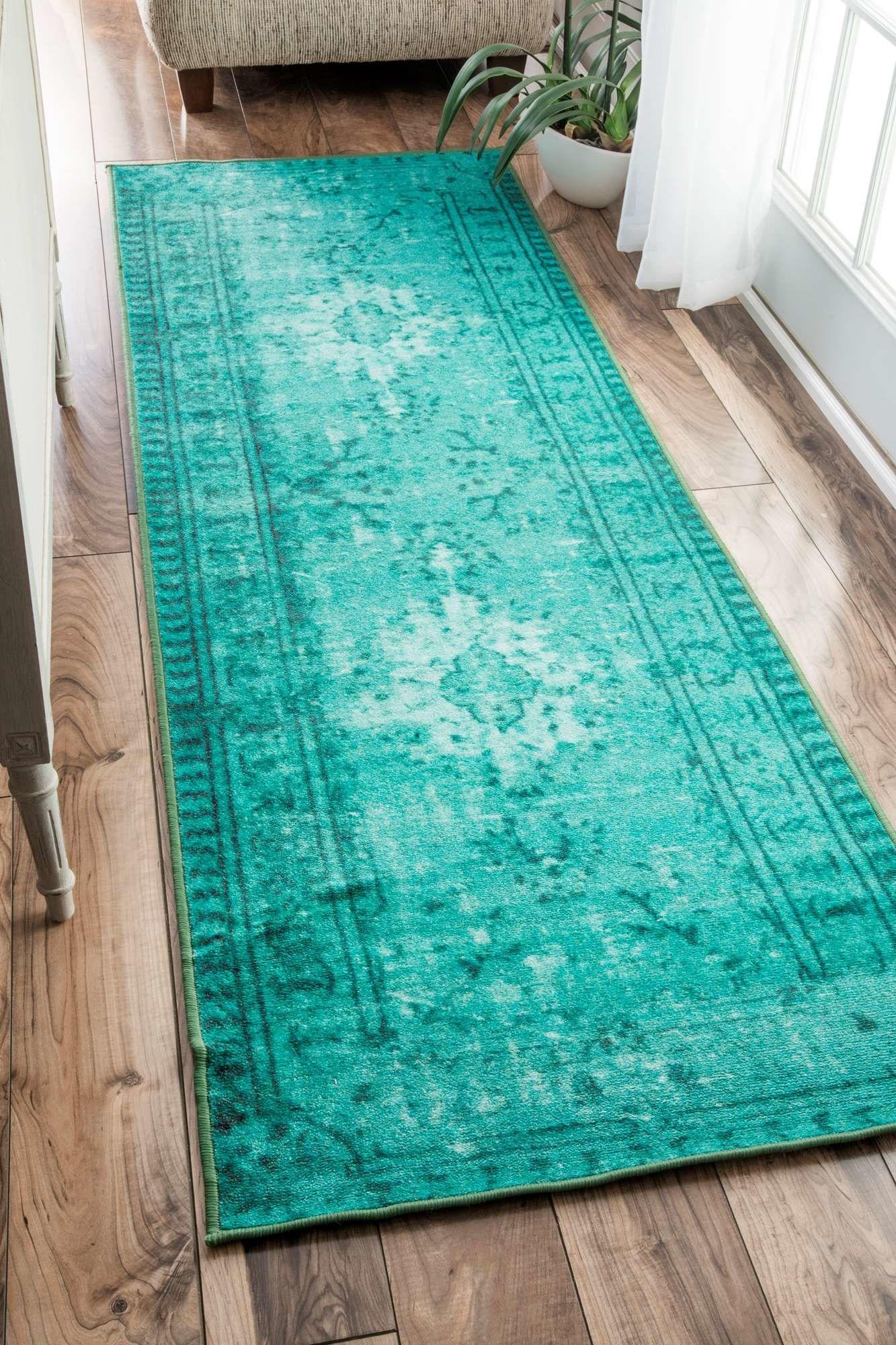 29+ Teal kitchen rug info