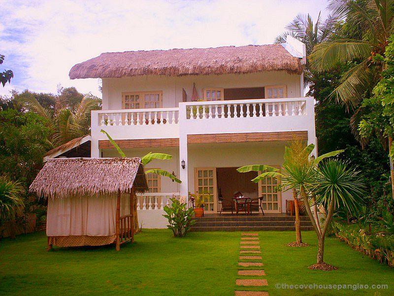 Home Design Small House Design With Gazebo In Garden And