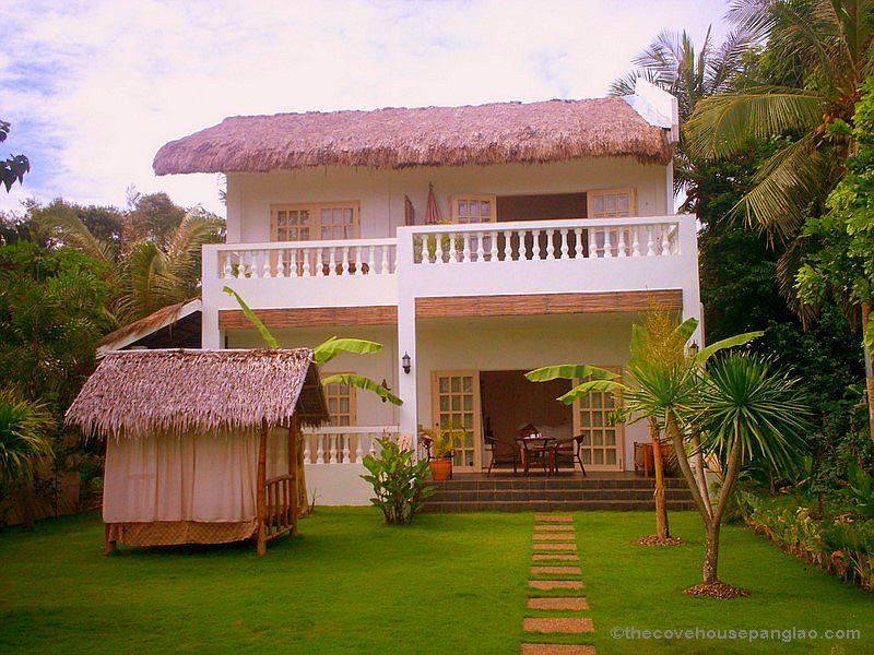 Home design, Small House Design With Gazebo In Garden And Backyard ...