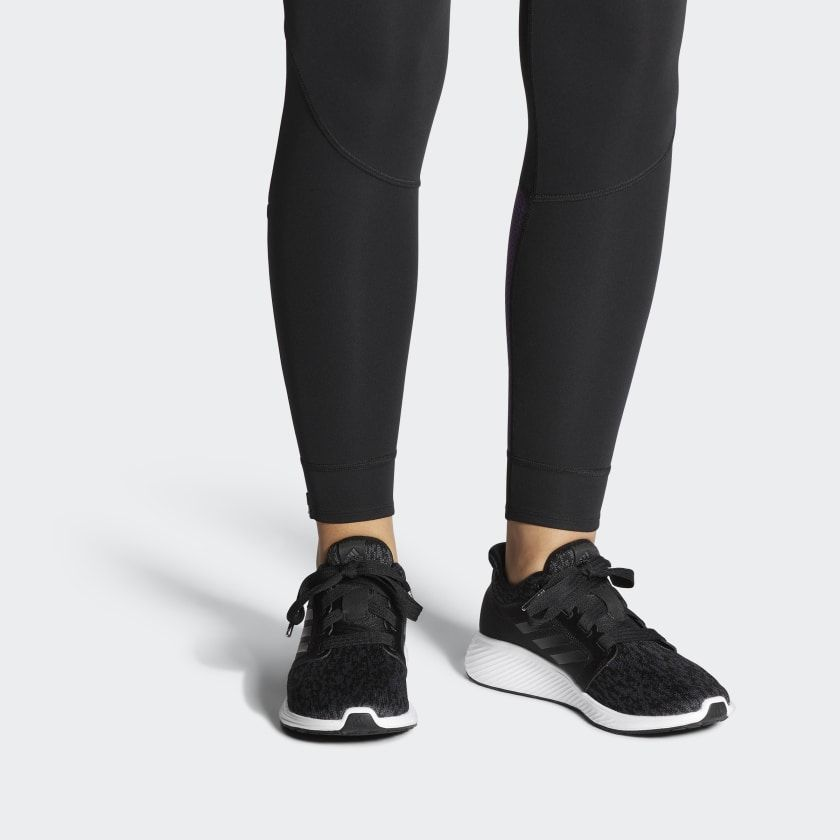 Edge Lux 3 Shoes Black Womens | Shoes, Neutral running shoes