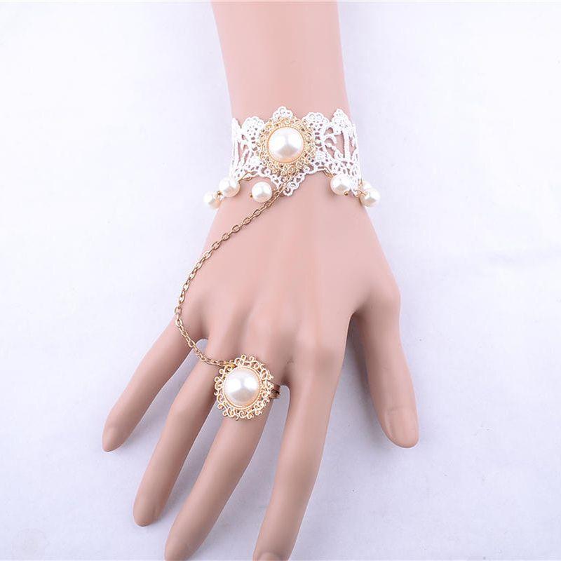 bracelet ring combo - Google Search | My Closet | Pinterest | Ring ...