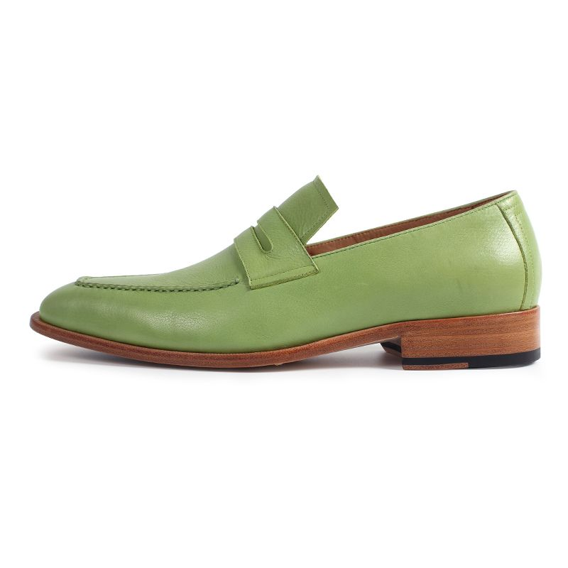 de6a2f013184 2019 Genuine Leather New Style Loafer Shoes Men
