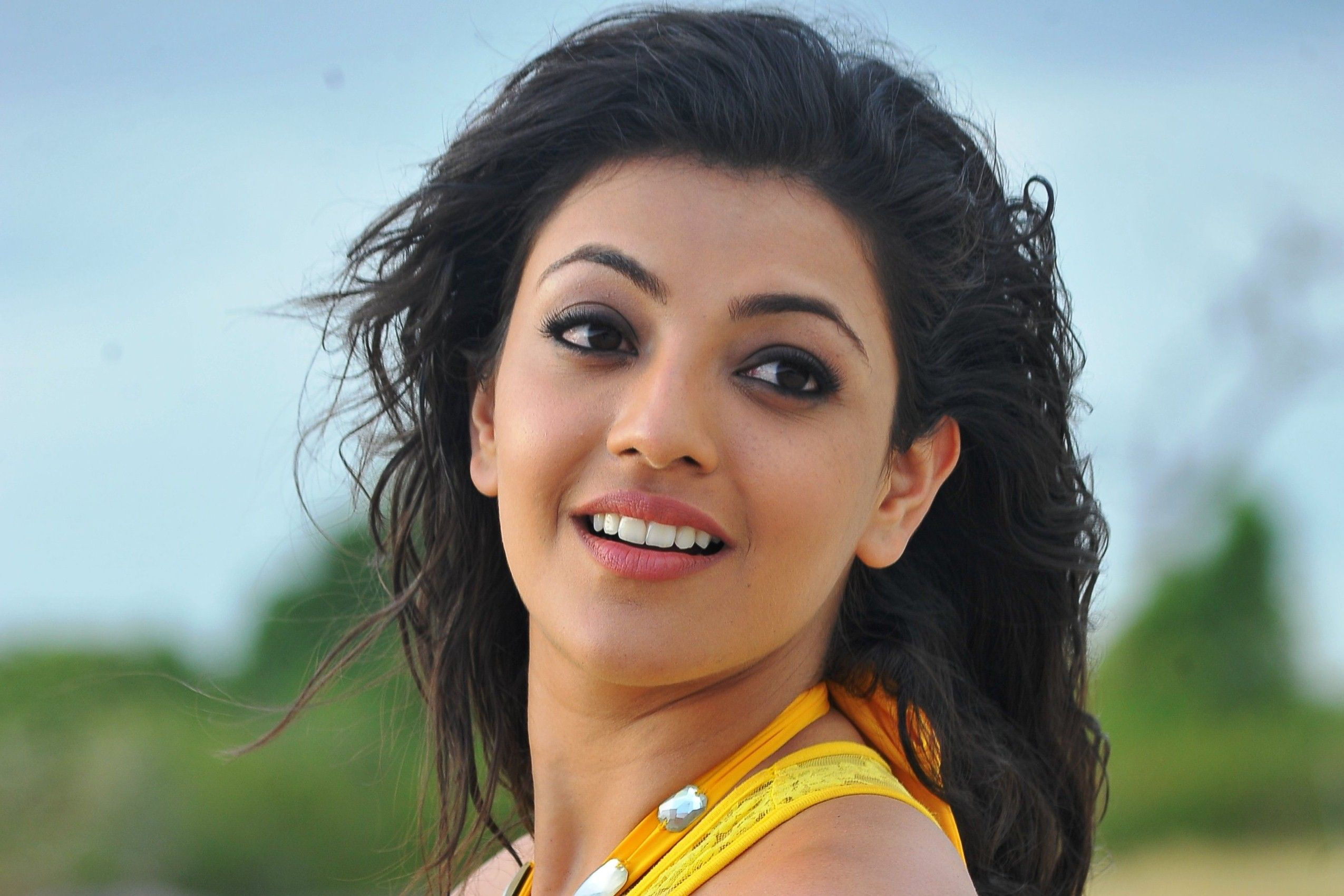 kajal agarwal actress wallpapers glamsham | wallpapers | pinterest